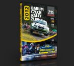 BARUM CZECH RALLY ZLÍN 2012 (DVD)