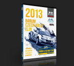 BARUM CZECH RALLY ZLÍN 2013 (DVD)
